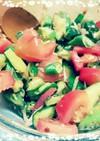 夏野菜のさっぱり和え☆