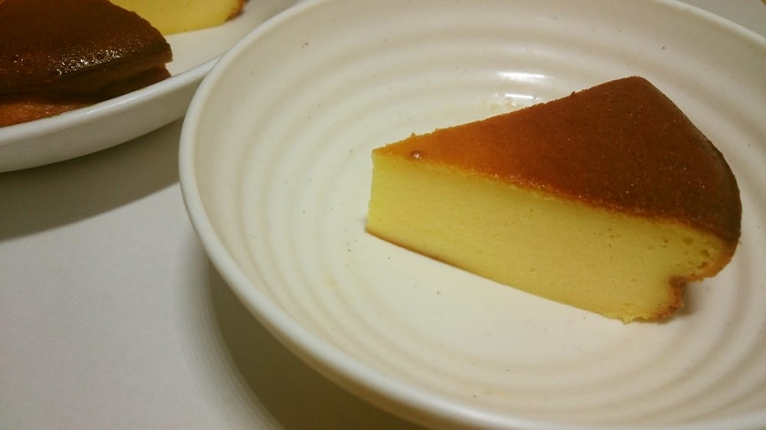 Chef のチーズケーキ