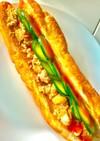 ベトナムサンドイッチ☆卵のバインミー☆
