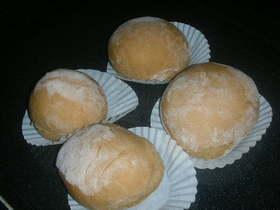 FPで簡単早いノンオイル全粒粉パン