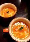 トマト×人数の大量消費☆トマトのスープ