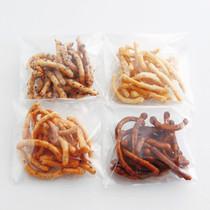 かりんとう3種(ゆかり、七味、白ゴマ)