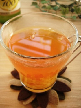 つぶつぶ美味しい紅茶♪
