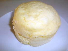 レンジでもちもちむっちり蒸しパン