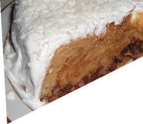 小豆ココナッツケーキ