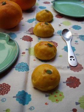 蜜柑ポテト