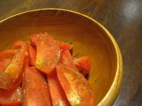 超簡単!!トマトのチリソース和え