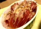 簡単おつまみ♡トマトベーコン焼き