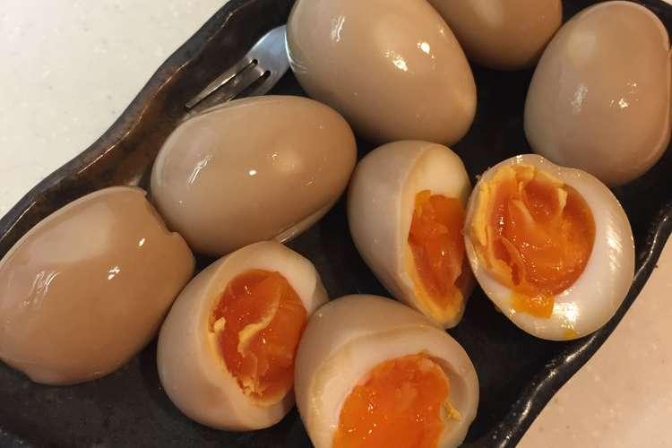 レシピ 味 卵