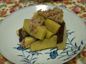 ☆さつま芋とツナの塩煮★