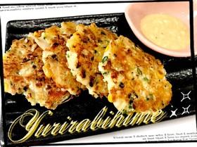 朝食昼食に☆モチモチコーン焼き。:°ஐ♡