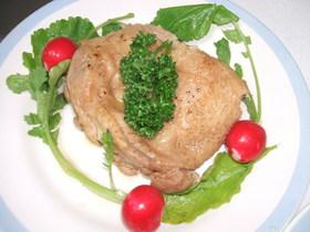 簡単☆鶏もも肉煮
