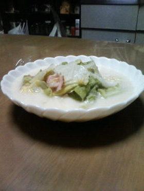 超簡単!冷蔵庫にある白菜とキャベツで!