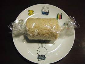 食パンで♪チョコバナナロール