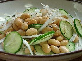 元気の素!大豆サラダ