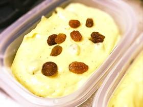 砂糖/卵/小麦/乳不使用のマンゴーアイス