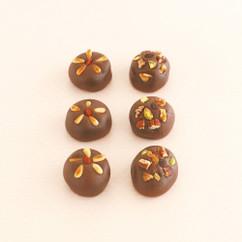 チョコレートまんじゅう
