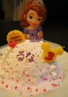 ソフィアドレスケーキ