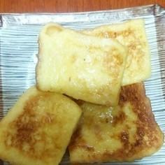 卵多めのフレンチトースト