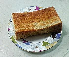 フンワリしっとりバナナケーキ