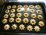 クッキープレスで時短&大量生産クッキーの写真