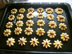 クッキープレスで時短&大量生産クッキー