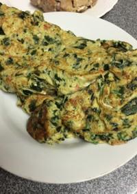簡単 卵料理 ネバ焼き~