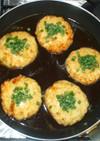 鶏と豆腐のがんもどき風♪簡単煮物手作り