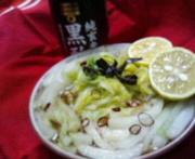 ☆白菜の黒酢煮。☆の写真