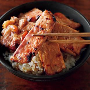 「帯広・豚丼」おうち版