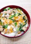 フライパンで簡単✤おだし香る関西風親子丼