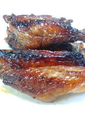魚焼きグリルで焼鳥