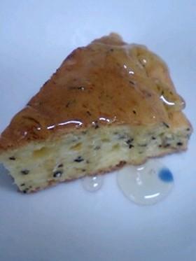 紅茶とにんじんのケーキ