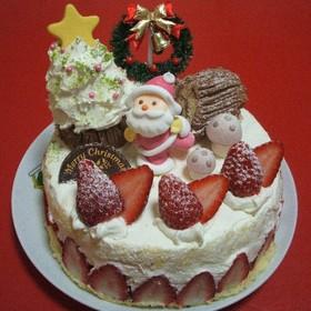 クリスマスケーキ2006♪