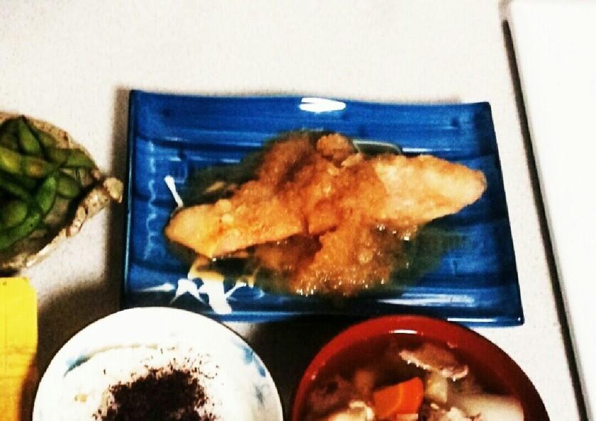 鮭のしぐれ煮