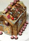 子供と作ろう!簡単 お菓子の家♪