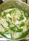 白菜漬けスープ♪漬物アレンジ簡単コンソメ