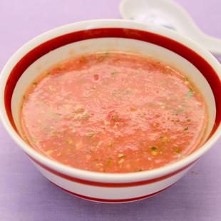 トマトの冷や汁