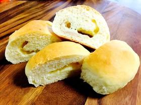 うちの基本パン(強力粉&米粉パン)
