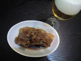 スペアリブの簡単マーマレード煮