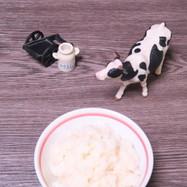 ミルクご飯