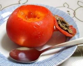 フローズン柿