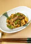 レンジで♪サバ缶と高野豆腐の簡単チリ風
