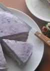 ブルーベリーのヨーグルトムースケーキ♡
