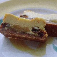 簡単りんごチーズケーキ