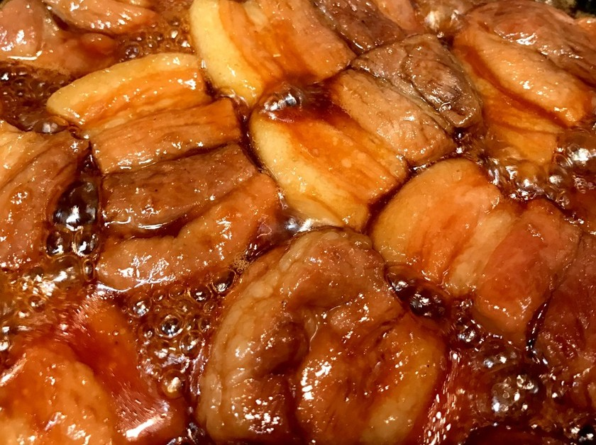 研究成果❁簡単美味しい手抜き豚の角煮♬