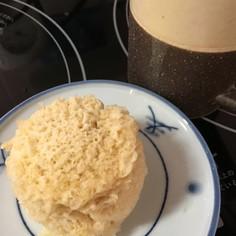 【逃げ恥】ゆりちゃんの簡単蒸しパン