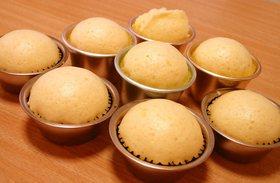 天ぷら粉でふわモチ蒸しパン
