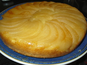 *豪華&お手軽* 梨の炊飯器ケーキ