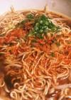 簡単☆酸辣湯麺